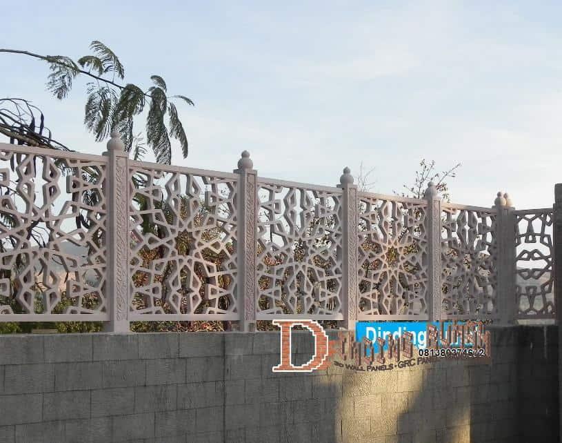 pagar masjid
