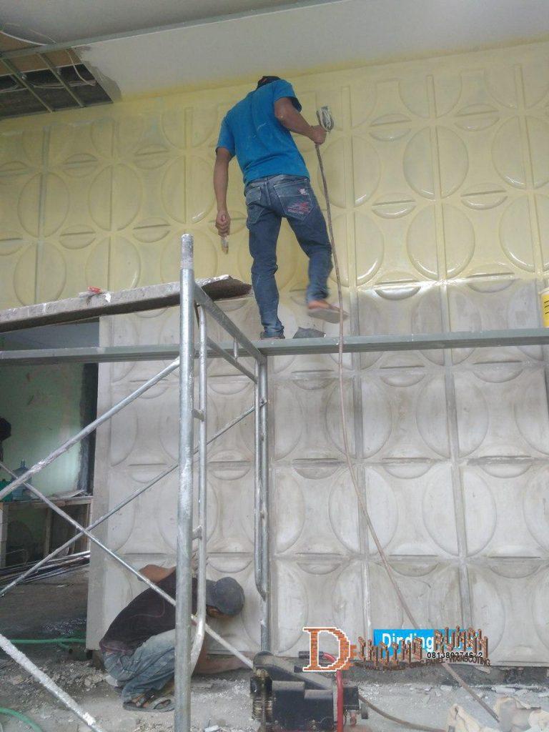 3d wall panel grc