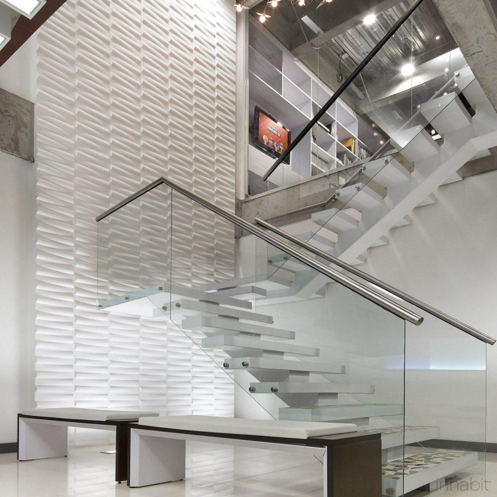 3d wall panel tangga
