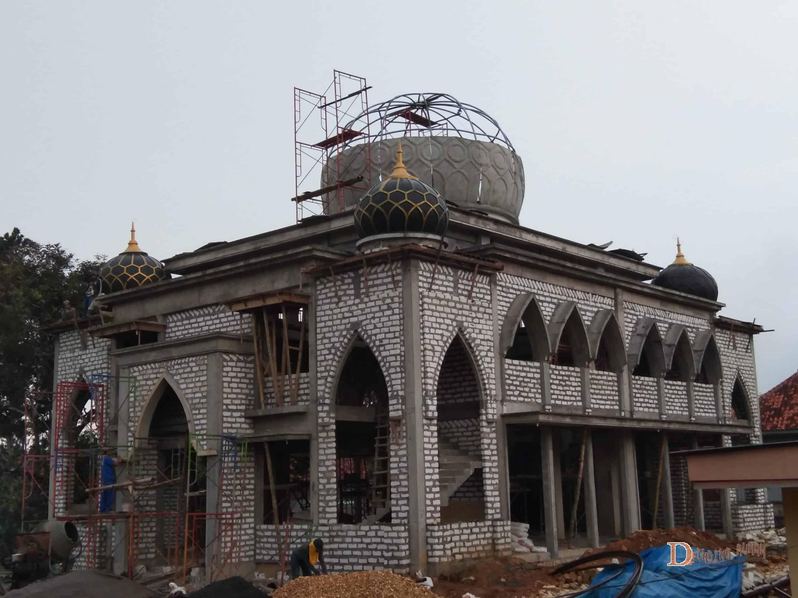 kubah masjid madura