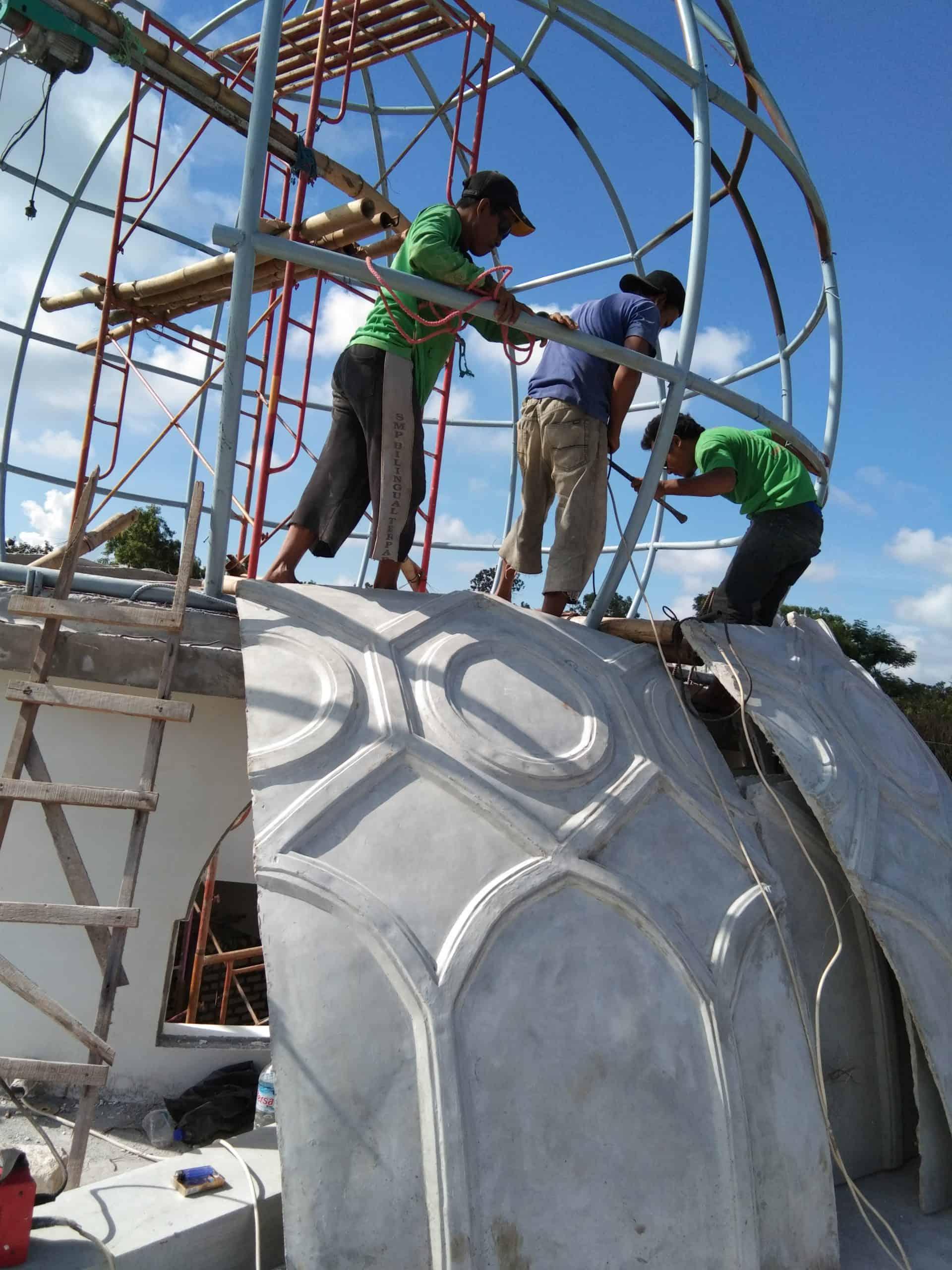 produsen kubah masjid