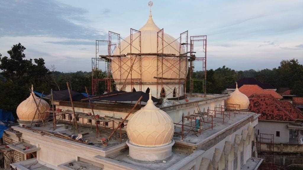 kubah masjid murah