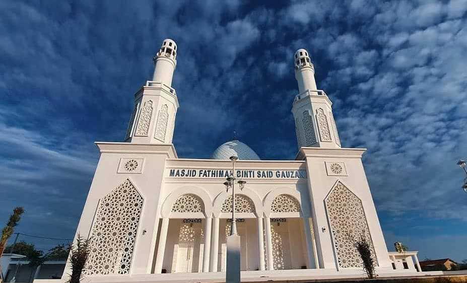 grc krawangan masjid sumenep